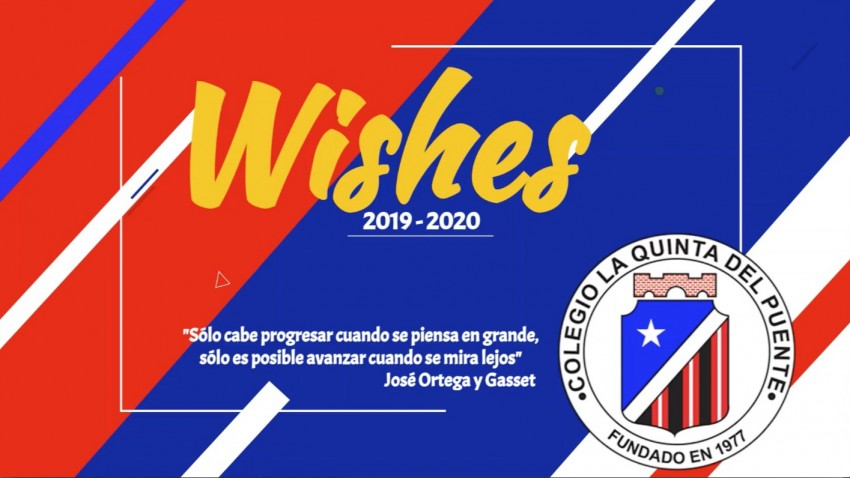 Wishes 2019-2020